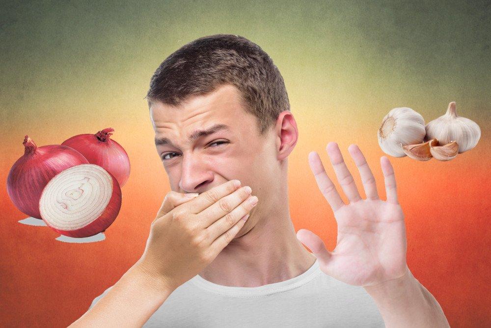 How To Get Rid Of Garlic Breath