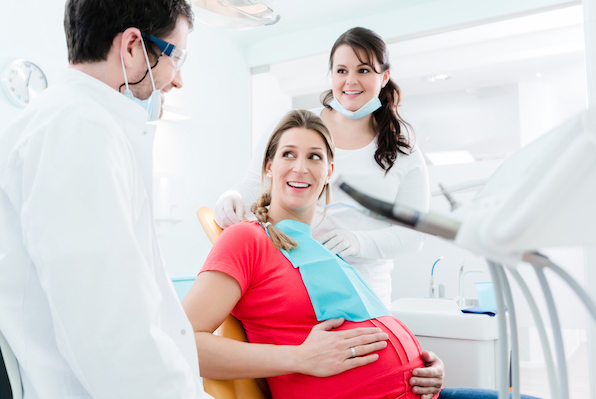 Pregnancy and Dental Work